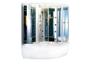 Душевая кабина Appollo GUCI-856 белая