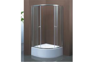 Душевой уголок Aquadush AD-B 100/100 матовое стекло