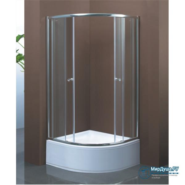 Душевой уголок Aquadush AD-B 80/80 прозрачное стекло