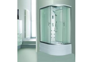 Душевая кабина Aquadush AD-BOX 100/80 L матовое стекло
