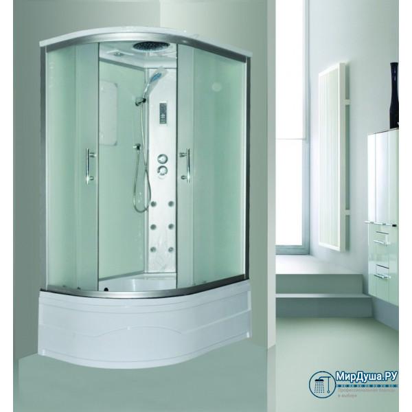 Душевая кабина Aquadush AD-BOX 100/80 R матовое стекло