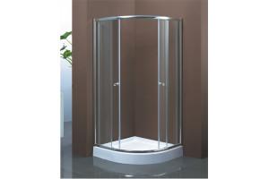 Душевой уголок Aquadush AD-H 100/100 прозрачное стекло