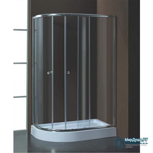 Душевой уголок Aquadush AD-H 120/85 R прозрачное стекло