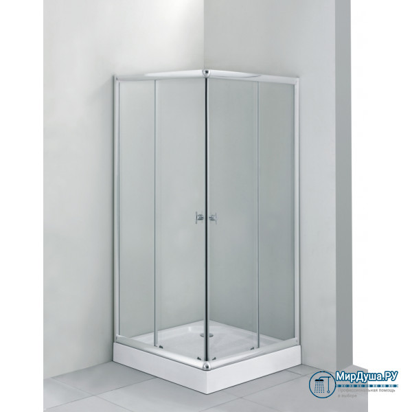 Душевой уголок Aquadush AD-K 80/80 прозрачное стекло