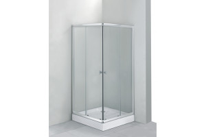 Душевой уголок Aquadush AD-K 90/90 прозрачное стекло