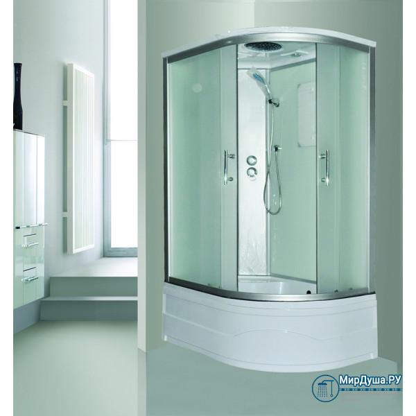 Душевая кабина Aquadush AD-KAB 100/80 L матовое стекло