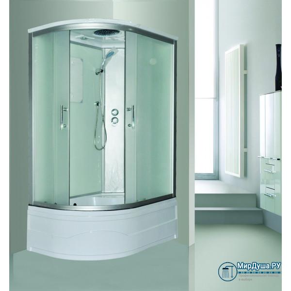 Душевая кабина Aquadush AD-KAB 100/80 R матовое стекло