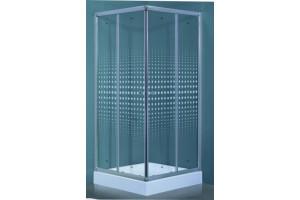 Душевой уголок Timo TL-1102 прозрачное стекло