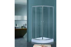 Душевой уголок Timo TL-9001 прозрачное стекло